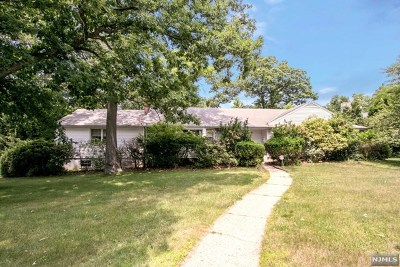 Tenafly Single Family Home For Sale: 109 Kent Road