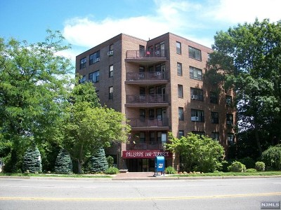Fort Lee Condo/Townhouse For Sale: 1450 Palisade Avenue #gta