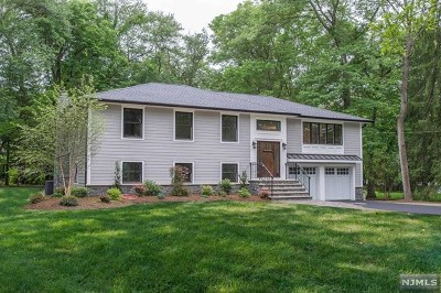 Allendale Single Family Home For Sale: 24 Edgewood Road