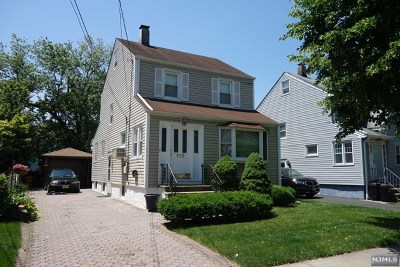 Teaneck Single Family Home For Sale: 660 Martense Avenue