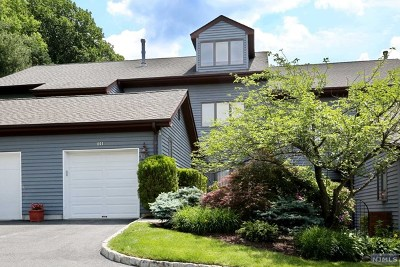 Mahwah Condo/Townhouse For Sale: 141 Fisher Road