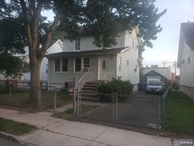 Englewood Single Family Home For Sale: 38 Grant Street