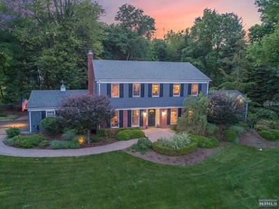 Upper Saddle River Single Family Home For Sale: 3 Northern Drive