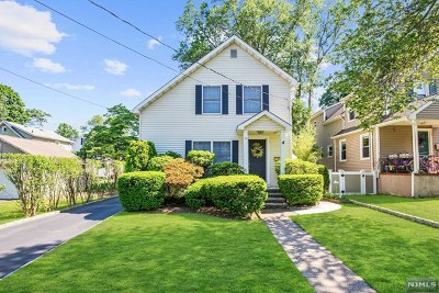 Cresskill Single Family Home For Sale: 14 Glenview Terrace