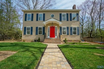 Closter Single Family Home For Sale: 45 Dana Place