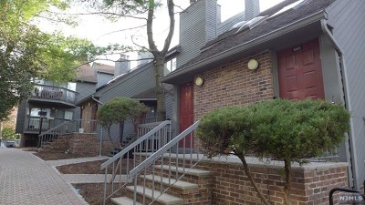 Fort Lee Condo/Townhouse For Sale: 1566d Anderson Avenue #D