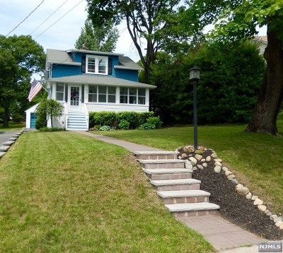 Midland Park Single Family Home For Sale: 59 Hill Street