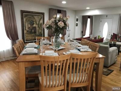 Ridgefield Park Single Family Home For Sale: 227 3rd Street