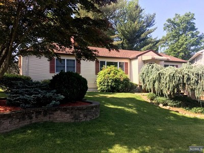 Closter Single Family Home For Sale: 30 Bergenline Avenue