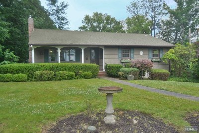 Park Ridge Single Family Home For Sale: 90 Ridge Avenue