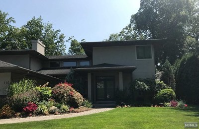 Tenafly Single Family Home For Sale: 116 Thatcher Road