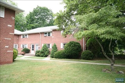 Tenafly Condo/Townhouse For Sale: 295 Tenafly Road #A