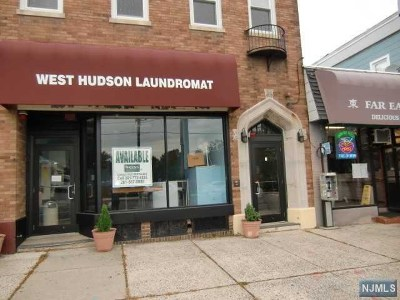 Englewood Commercial For Sale: 11 West Hudson Avenue