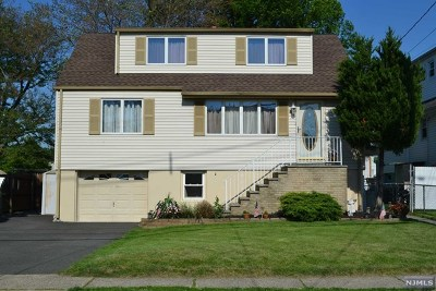 Little Ferry Single Family Home For Sale: 82 Eckel Road