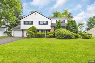 Oradell Single Family Home For Sale: 105 Merritt Drive