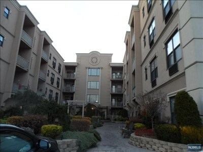North Bergen Condo/Townhouse For Sale: 8915 Bergenwood Avenue #47