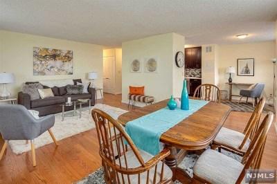 Union City Condo/Townhouse For Sale: 100 Manhattan Avenue #414