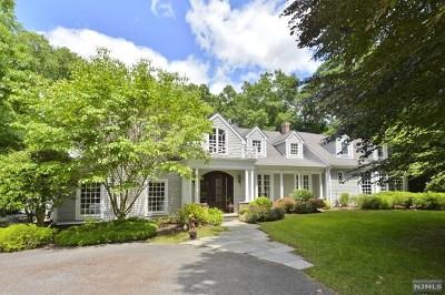 Saddle River Single Family Home For Sale: 41 Locust Lane