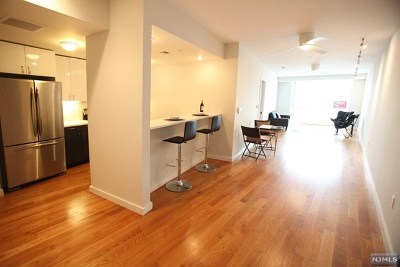 Jersey City Condo/Townhouse For Sale: 327 3rd Street #303