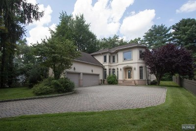 Closter Single Family Home For Sale: 416 Piermont Road