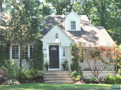 Oradell Rental For Rent: 917 Midland Road
