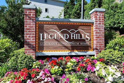 Edgewater Condo/Townhouse For Sale: 7 Legend Hills Drive