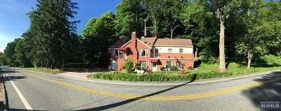 West Milford Single Family Home For Sale: 452 Otterhole Road