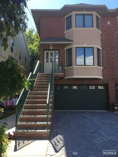 Cliffside Park Condo/Townhouse For Sale: 698 West End Avenue #A