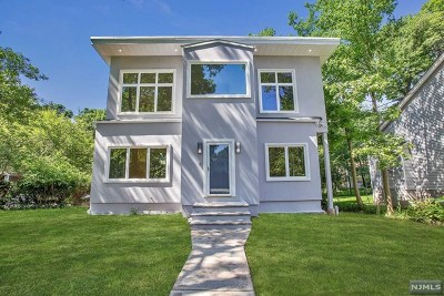 Tenafly Single Family Home For Sale: 285 Riveredge Road