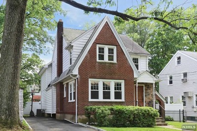 Teaneck Single Family Home For Sale: 350 Sherman Avenue