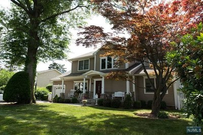 Cresskill Single Family Home For Sale: 315 12th Street