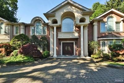 Tenafly Single Family Home For Sale: 100 Hillside Avenue