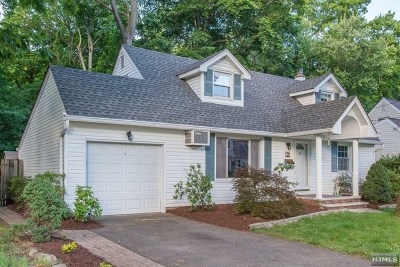 Hackensack Single Family Home For Sale: 48 Brook Street