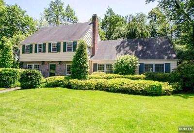 Tenafly Single Family Home For Sale: 30 Joyce Road
