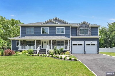 Paramus Single Family Home For Sale: 583 Dover Street