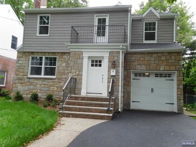 Teaneck Single Family Home For Sale: 48 Minell Place