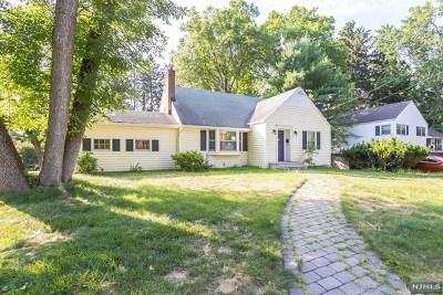 Hillsdale Single Family Home For Sale: 66 Hopkins Street