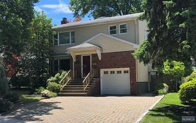 Leonia Single Family Home For Sale: 308 Park Avenue