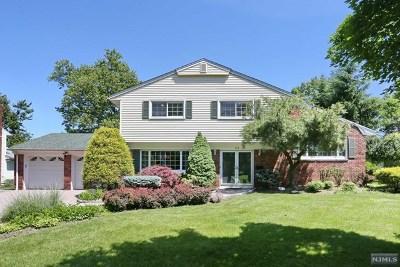 Oradell Single Family Home For Sale: 44 Merritt Drive