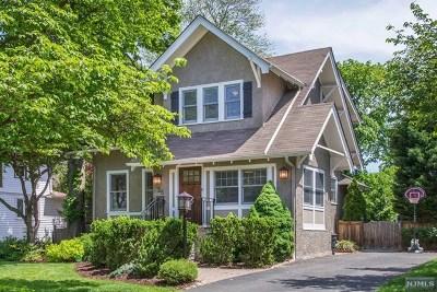 Glen Rock Single Family Home For Sale: 25 Rodney Street