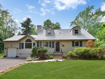 Demarest Single Family Home For Sale: 45 Stelfox Street