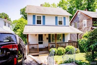 Cresskill Single Family Home For Sale: 132 Jefferson Avenue