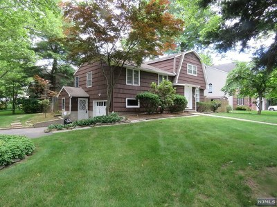Closter Single Family Home For Sale: 15 Smith Street
