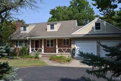 Park Ridge Single Family Home For Sale: 78 Ridge Avenue