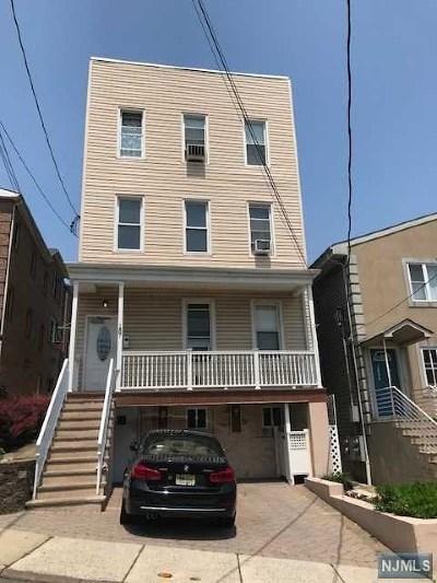 Cliffside Park Multi Family 2-4 For Sale: 187 Cliff Street