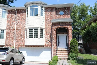 Fort Lee Single Family Home For Sale: 1513 13th Street