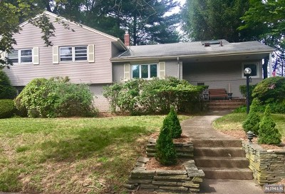 Oradell Single Family Home For Sale: 962 Wildwood Road