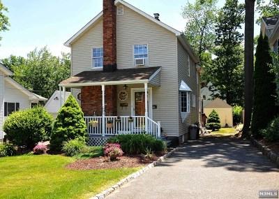 Tenafly Single Family Home For Sale: 8 Virginia Street