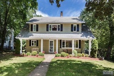 Ramsey Single Family Home For Sale: 7 Column Court