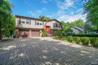 Paramus Single Family Home For Sale: 743 Highland Avenue